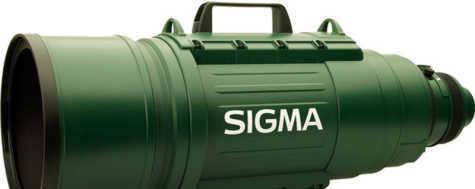 Sigma 200-500